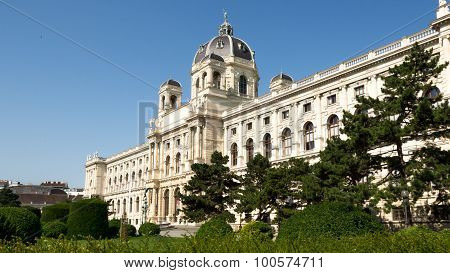 Museum of Natural History in Vienna