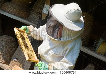 Checking A Honeycomb