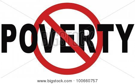 stop poverty give and donate to charity giving a helping hand poster