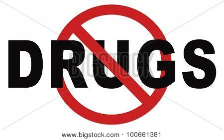 stop drug addiction no drugs addict cocaine heroin crack christal meth
