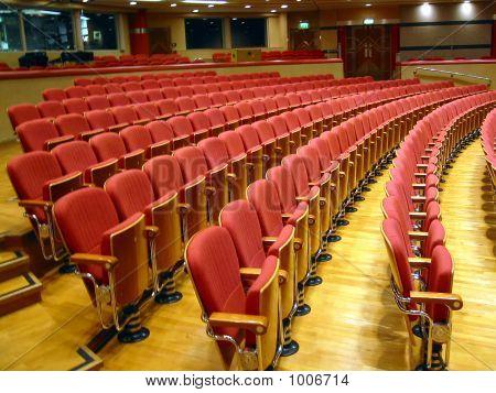 Auditorium: Birmingham Symphony Hall