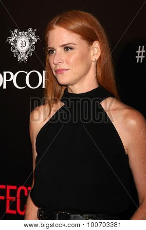 LOS ANGELES - SEP 2:  Sarah Rafferty at the