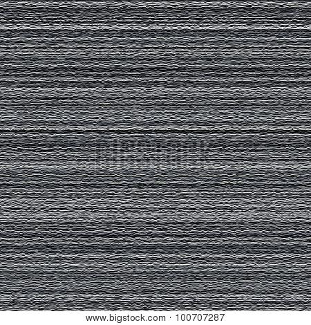 Television Noise Background