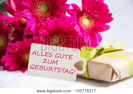 alles gute zum geburtstag the german words for happy birthday