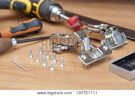 Tools For Furniture Fittings