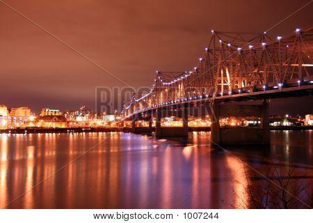 City And Bridge