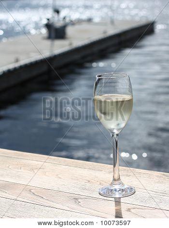 Glass of summer