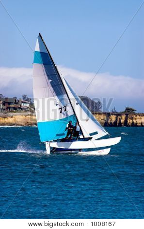 Sailing A Cat