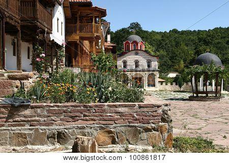 Giginski Monastery St St Kozma And Damyan