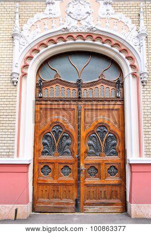 Oradea Architecture In Romania