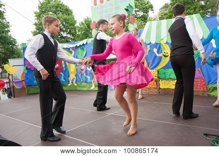 Young Dancers