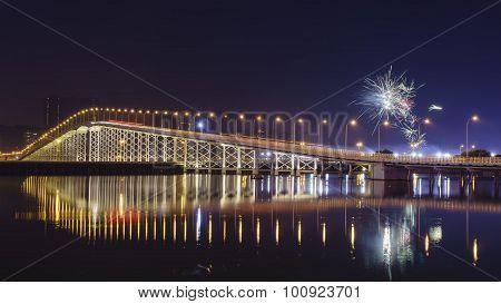 Governor Nobre De Carvalho Bridge, Macau