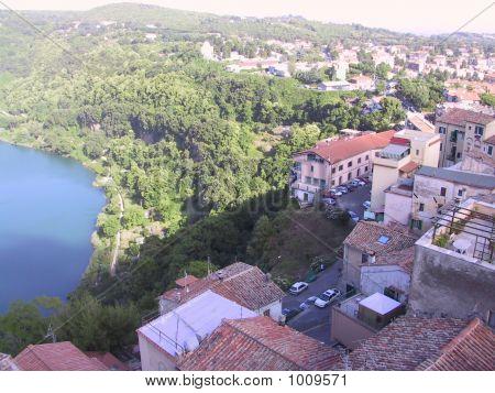 Paesaggio Castelli Romani