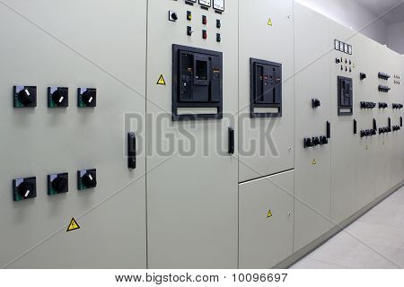 Electrical Energy Substation