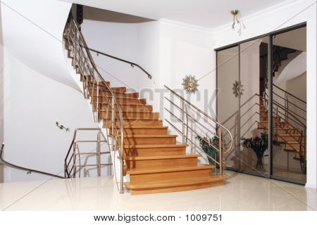 Wood Stair