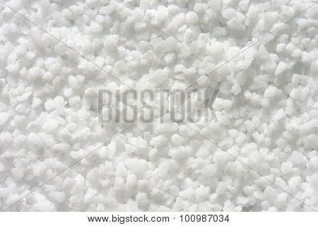 Background of coarse grained salt