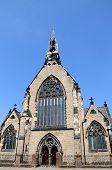 The Parish Church of St Vincent de Paul Liverpool Merseyside England UK Western Europe. poster