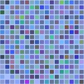 Retro mosaic vector multicolored blue nice background poster