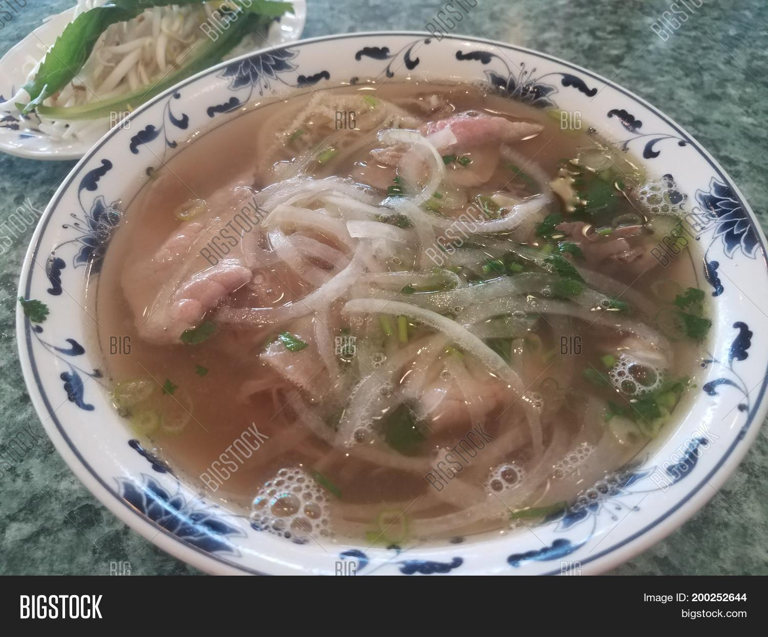 Large Bowl Vietnamese Image & Photo (Free Trial) | Bigstock