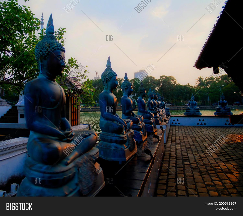 Buddha Statues Seema Image & Photo (Free Trial)   Bigstock