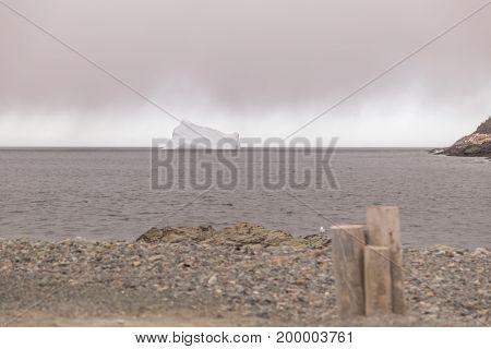 Gravel And Iceberg