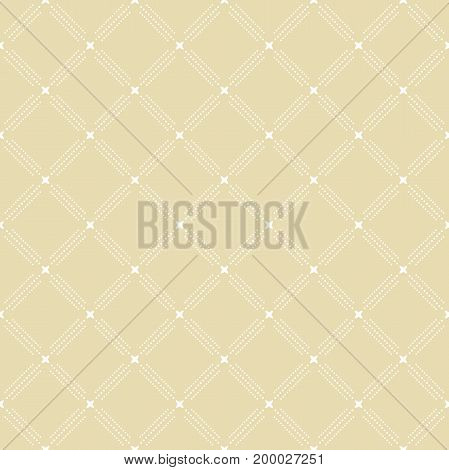 Geometric dotted pattern. Seamless abstract modern texture for wallpapers and backgrounds