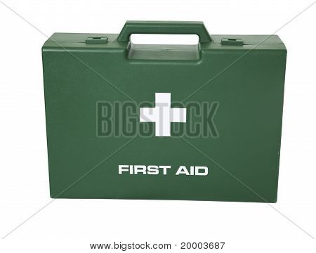 First Aid Case.