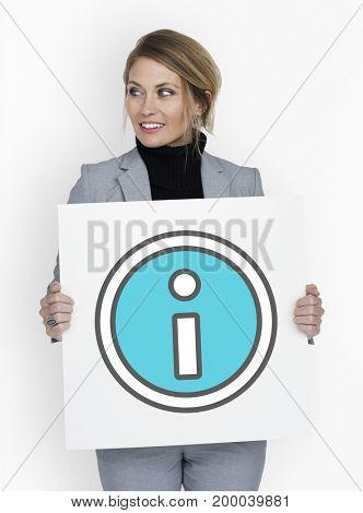 Information Help FAQ Ask Symbol
