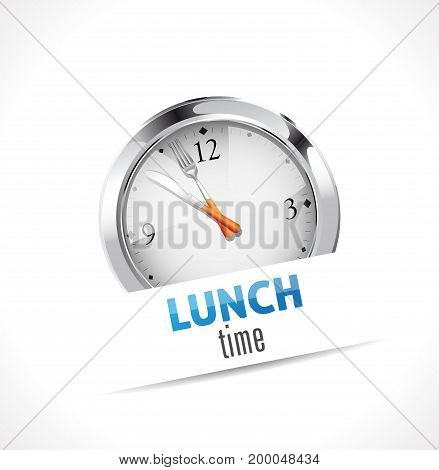 Stopwatch - Time For Lunch.eps
