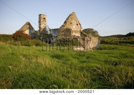 Abandoned Cottage, Sherkin Island