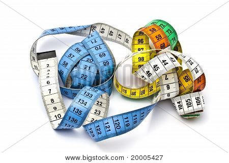 Colorful Tape Measure