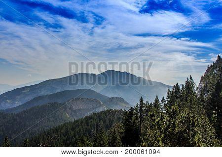 Tossa d'Alp from Penyes Altes. Route: Puigllançada, La Tossa d'Alp and Penyes Altes
