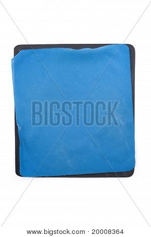 Blank Old Blue Mouse Pad