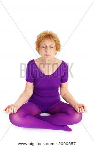 Senior Yoga - Meditation