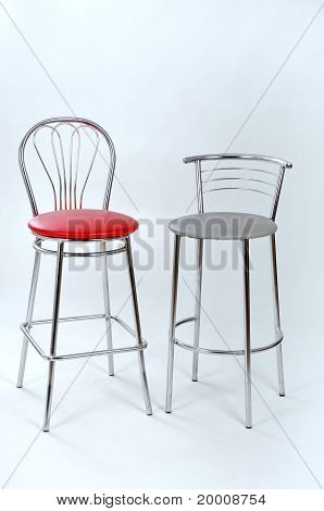 Chairs On High Legs