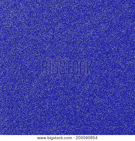 A digitally created luxury blue glitter paper background texture.