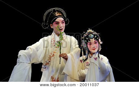 The Famous Chinese Kunqu Opera : The Peony Pavilion