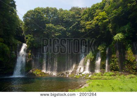 Shiraito-No-Taki Waterfall