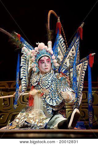 Chinese traditional Kunqu Opera