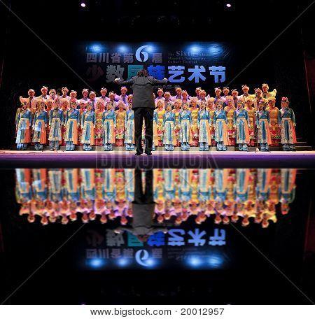beautiful group dance