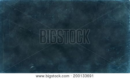 Texture of the old shabby book cover, vector art illustration.