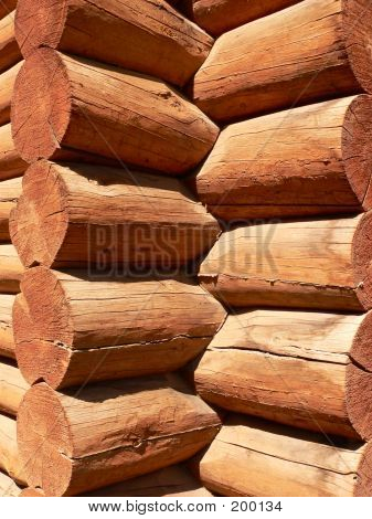 Log Building Detail