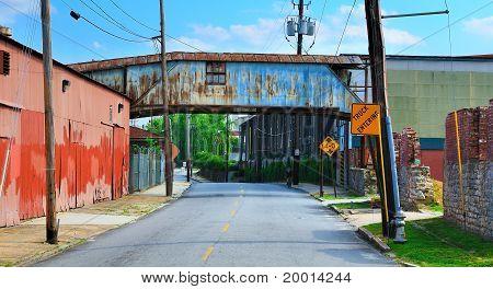 Industrial Roadway
