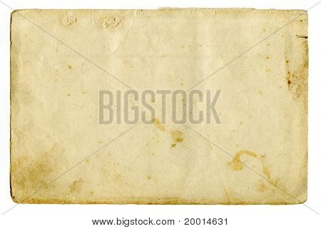 Dirty Paper Background