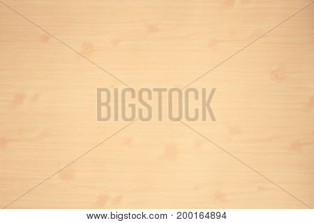 Close up brown wooden table top use for products or texts showing display