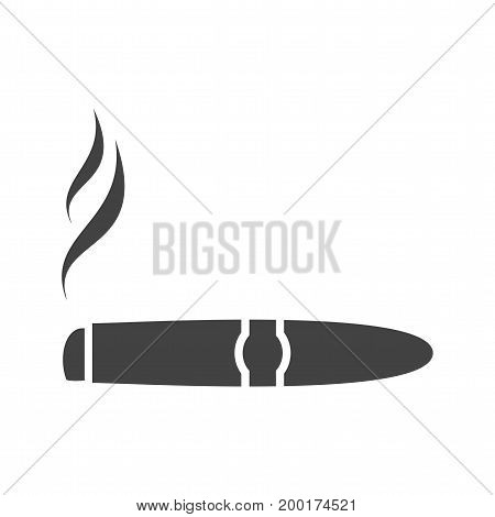 Smoking, addiction, tobacco icon vector image. Can also be used for Mens Accessories. Suitable for web apps, mobile apps and print media.