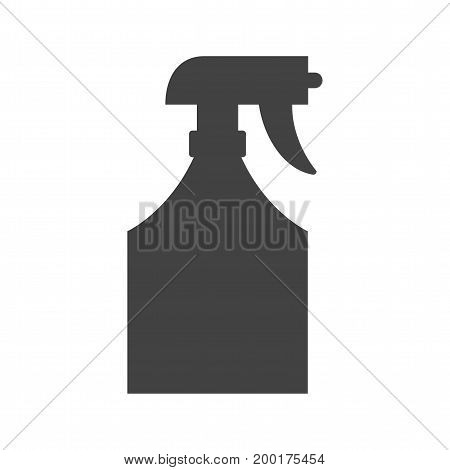 Sprayer, water, bottle icon vector image. Can also be used for Cleaning Services. Suitable for use on web apps, mobile apps and print media.