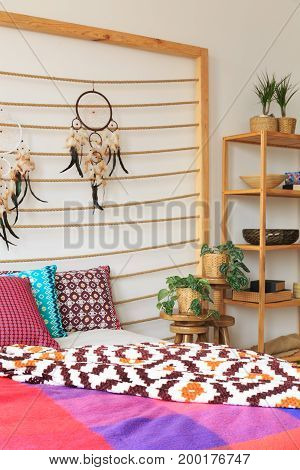 Bedroom Decoration In Ethnic Style