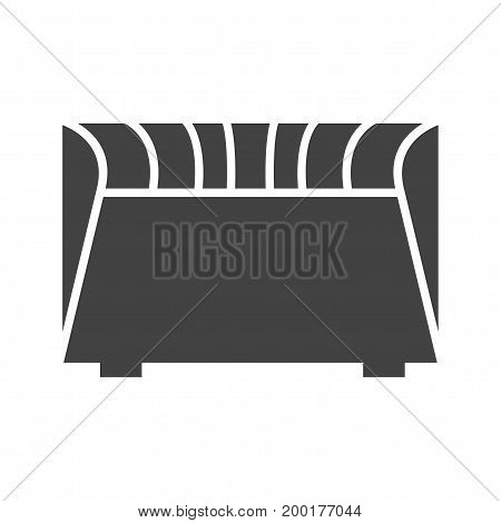 Heater, electric, convection icon vector image. Can also be used for Climatic Equipment. Suitable for mobile apps, web apps and print media.