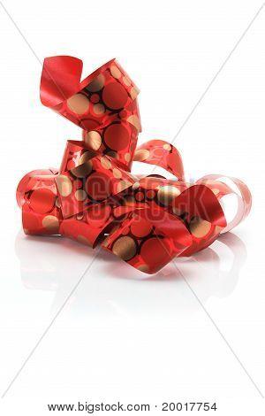 Curling Gift Ribbon